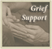 Get assistance with grief support