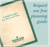 Request a free funeral or cremation planning guide from Penwell-Gabel Council Grove